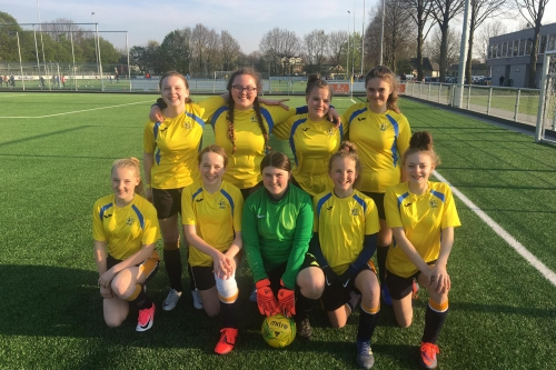 Ormiston SWB Pupils football teams visit the Netherlands
