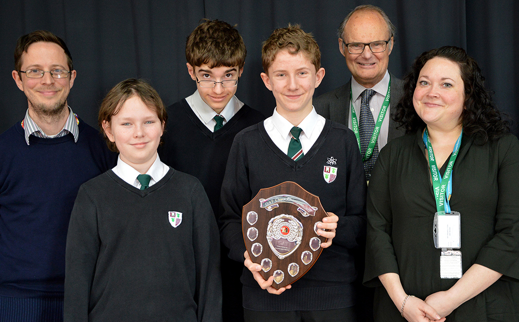 Ormiston Academies Trust – Tenbury High Ormiston Academy crowned