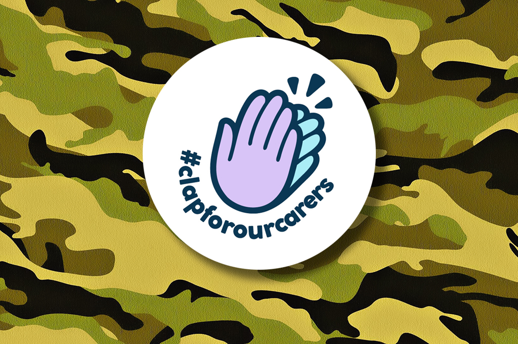 CCF Clap for our Carers