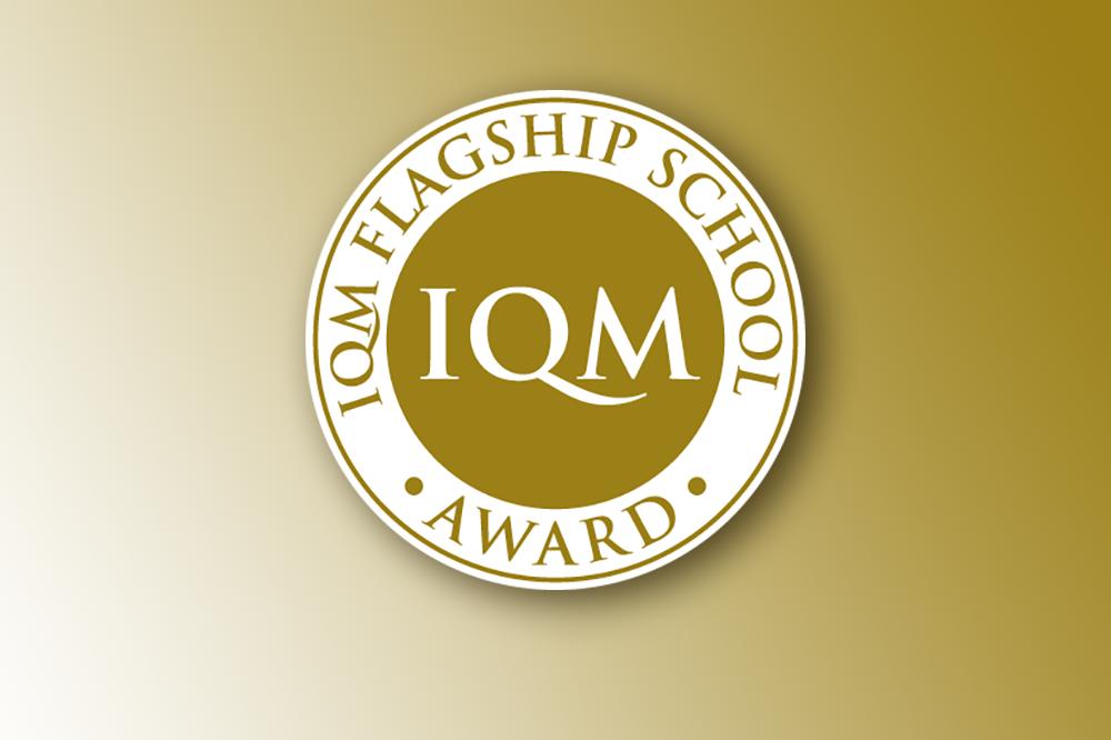 IQM Flagship School Award