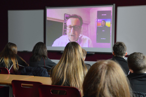 David Cameron Green Skills Week talk
